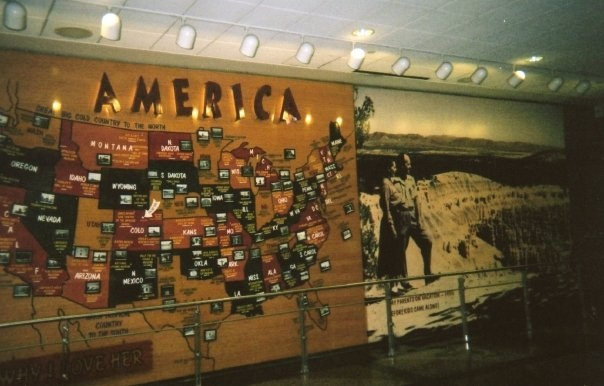And inside Denver airport (Photo credit: bigcitytales.com)