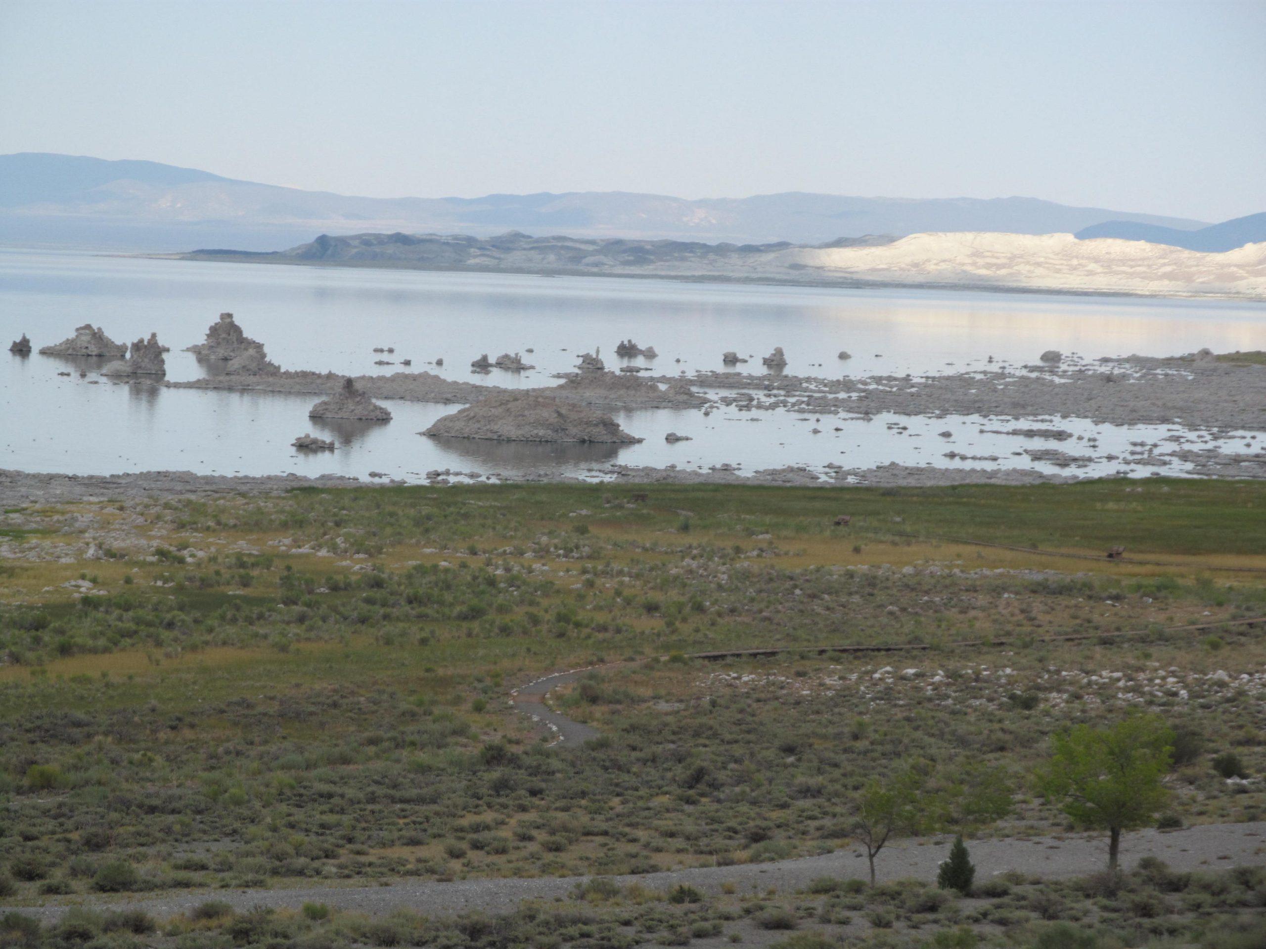 Mono Lake Tufta