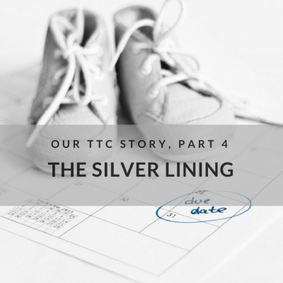 Our TTC Story – Part 4: The Silver Lining