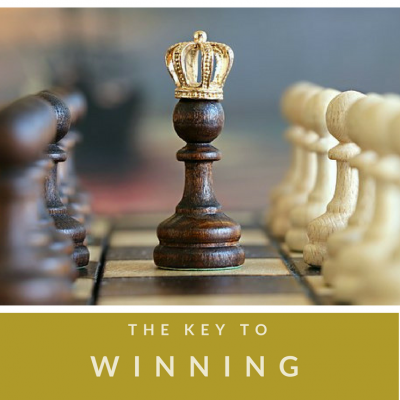 The Key to Winning