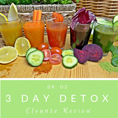 Dr. Oz 3-Day Detox Cleanse Review