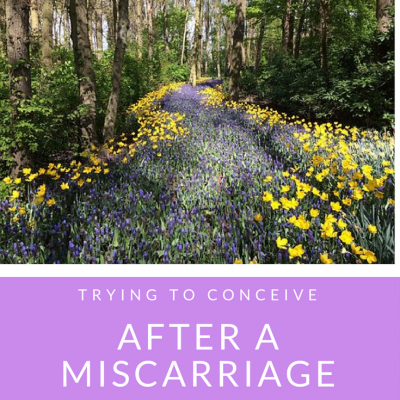 Trying-to-Conceive After a Miscarriage