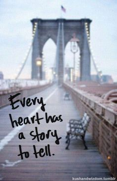 Everyone Has a Story – and They All Need to Be Told