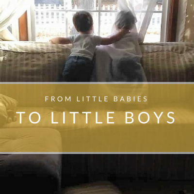 From Little Babies to Little Boys
