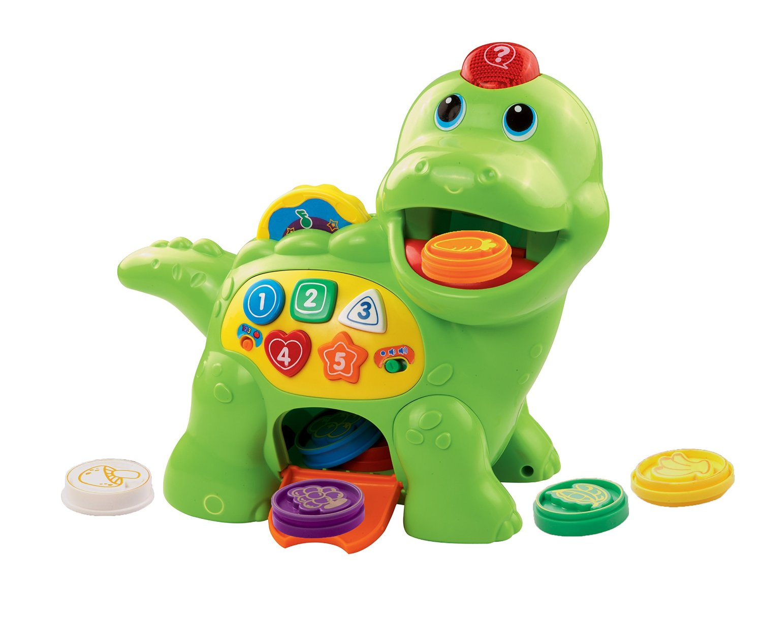 VTech Chomp and Count Dino - the perfect gift for mobile babies, ages 9-24 months
