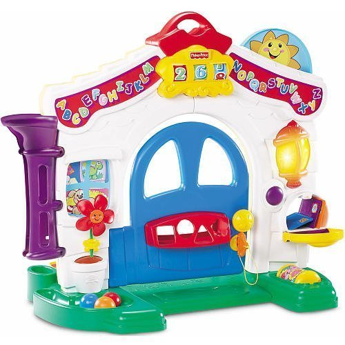 Fisher Price Laugh and Learn Smart Stages Home Playset - - the perfect gift for mobile babies ages 9-24 months