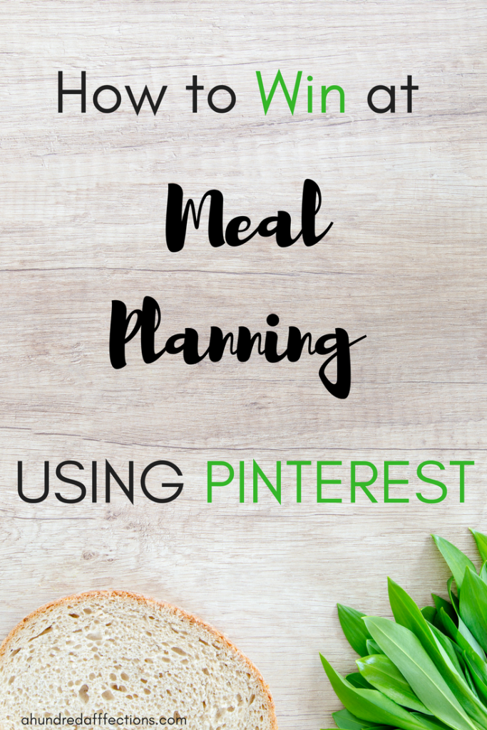 Are hardcopy cookbooks a thing of the past for you? Do you find all of your recipes online? Have you struggled with meal planning? Do you love to use Pinterest to find recipes? If so, this system is perfect for you and will help you win at meal planning!