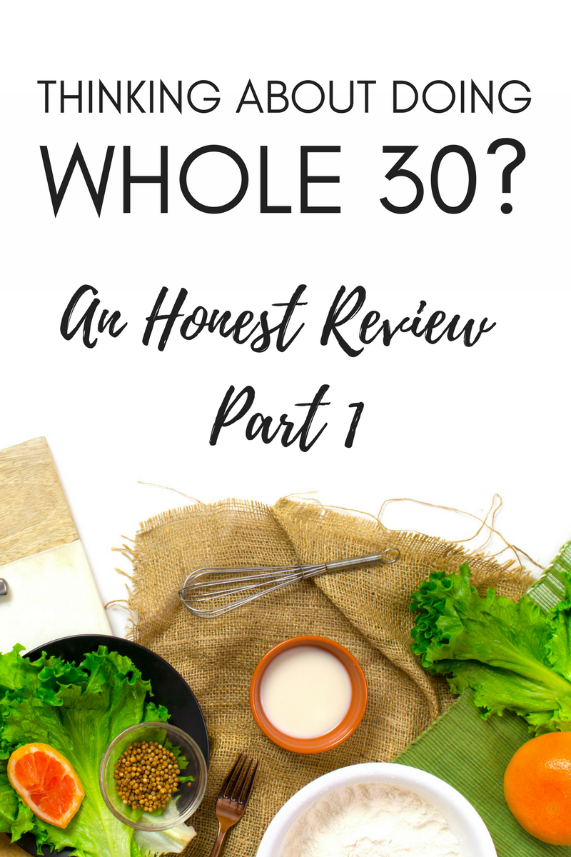 how bad is whole 30 diet