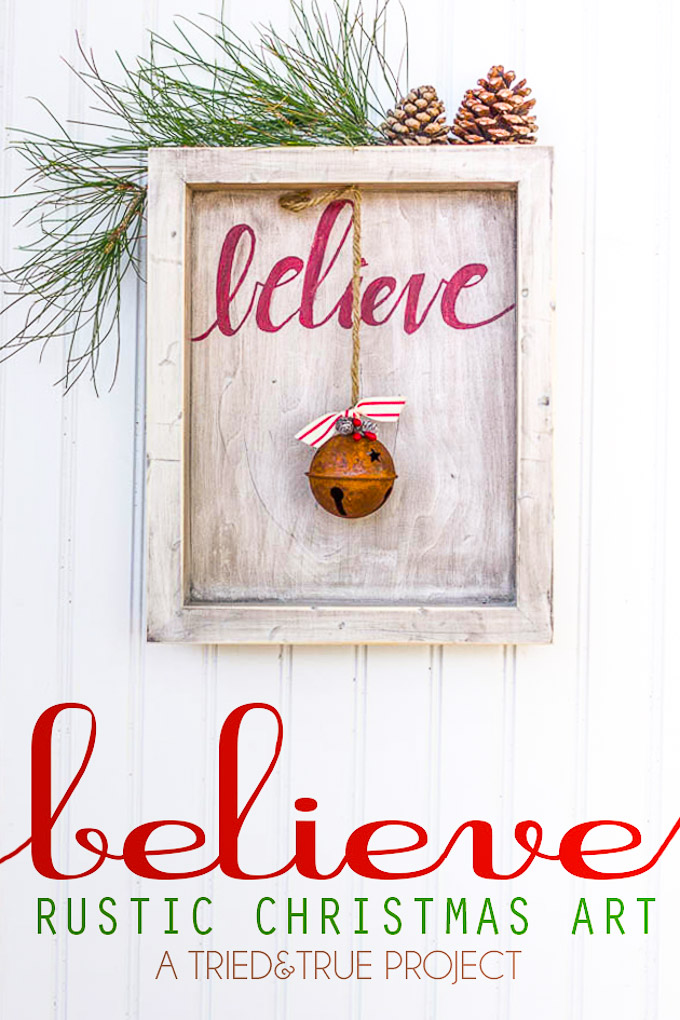 30 rustic farmhouse christmas diy projects a hundred affections - Vintage Rustic Christmas Decorations
