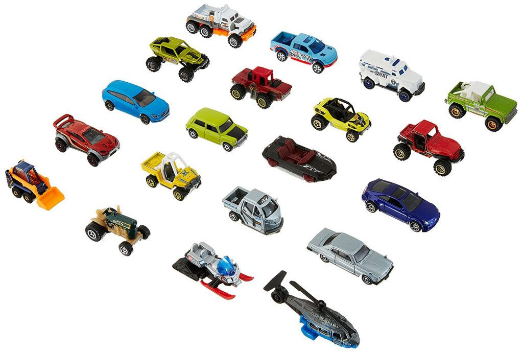 Matchbox Cars Sets of 20 - the perfect gift for little boys ages 2-4