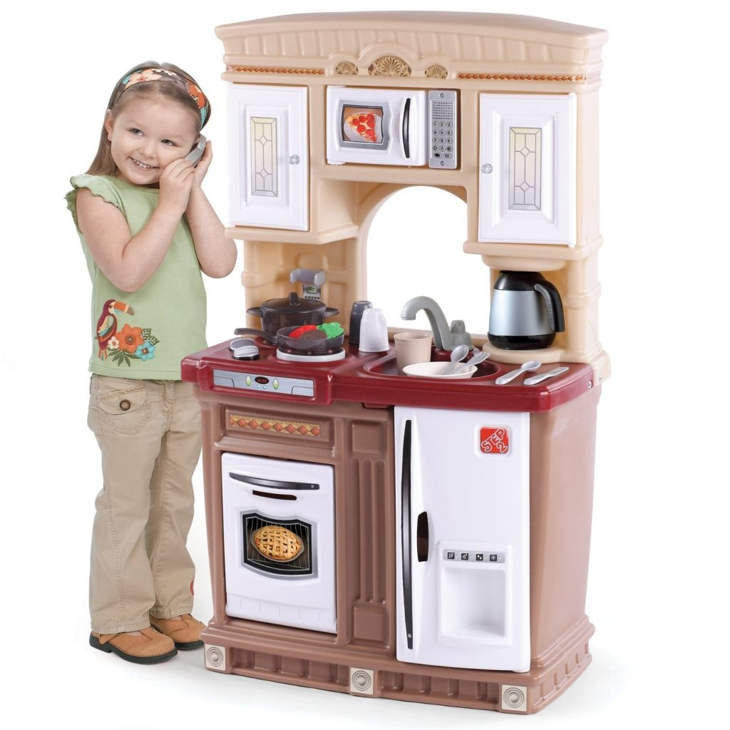 Step 2 Lifestyle Fresh Accents Kitchen - the perfect gift for little boys ages 2-4