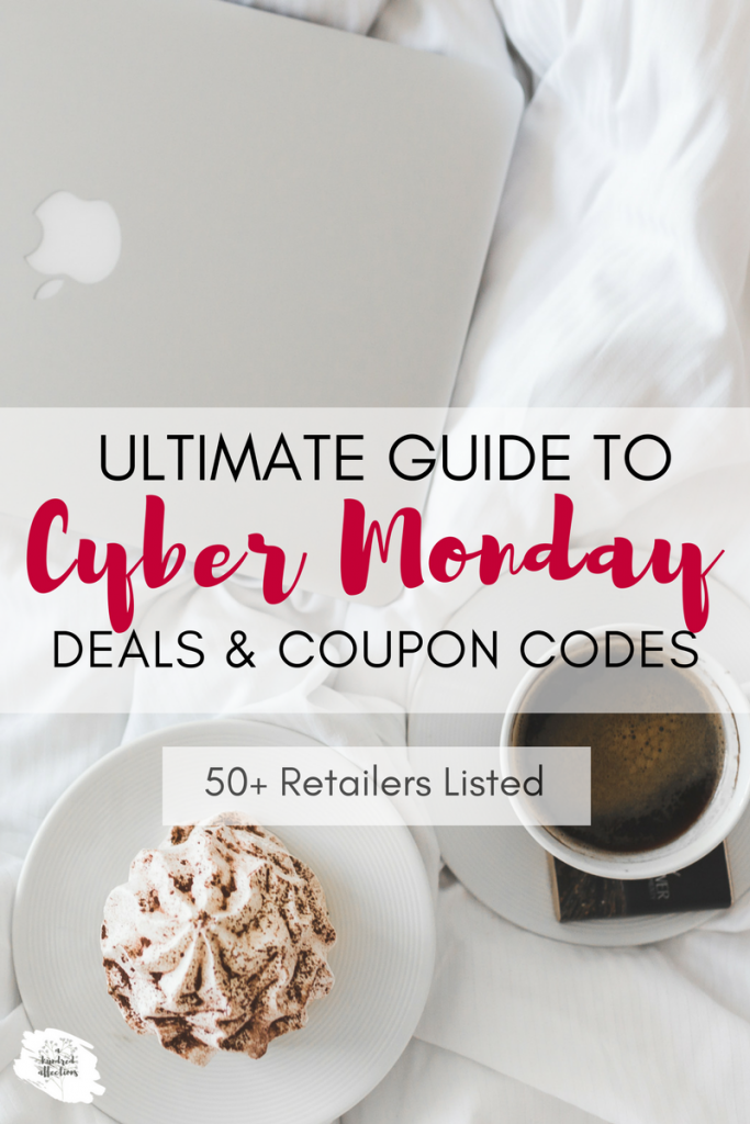 Looking for Cyber Monday deals? Check your favorite retailers, compare and go for the best deal!  Links, deals, coupon codes for over 50 retailers included!