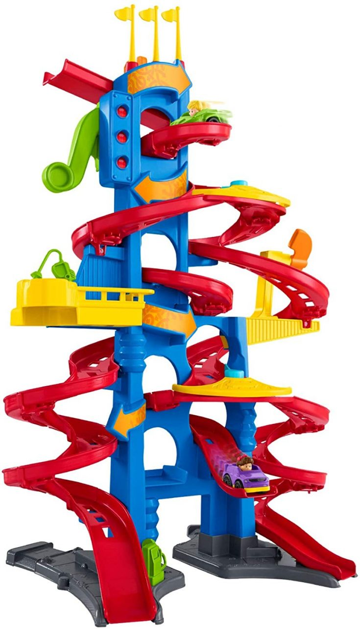 Fisher Price Little People Take Turns Skyway - the perfect gift for little boys ages 2-4