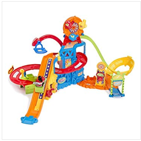 V-Tech Race & Play Adventure Park - - the perfect gift for little boys ages 2-4