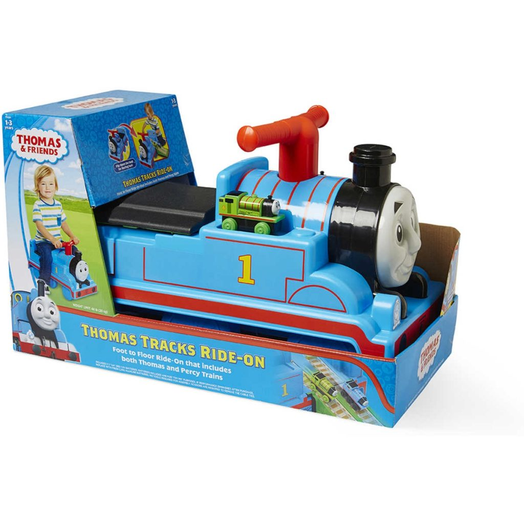 Thomas the Train Ride On Train - the perfect gift for little boys ages 2-4