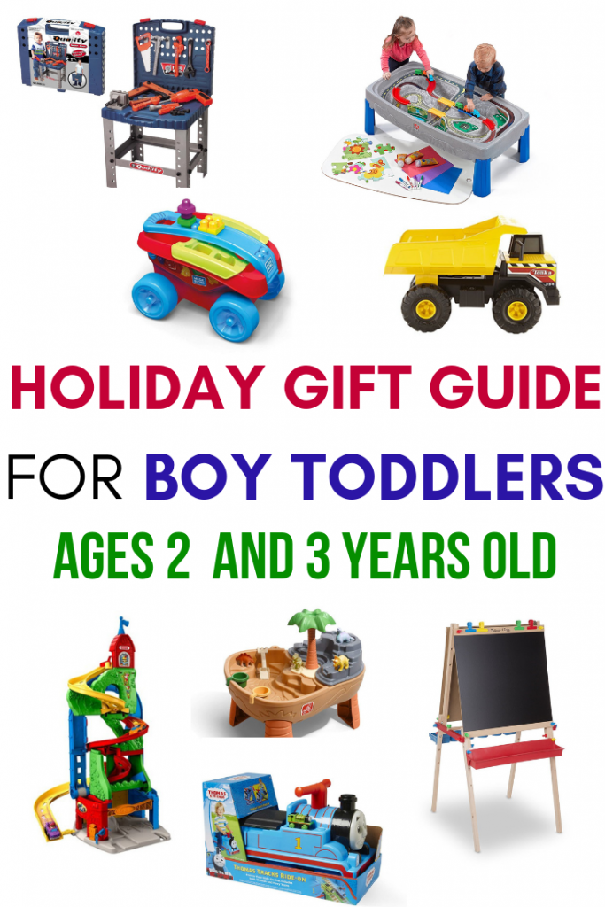 Boys Christmas Present.Holiday Gift Guide For Toddler Boys Ages 2 3 A Hundred