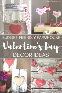 30 Farmhouse Valentine S Day Diy Decor Projects A Hundred Affections