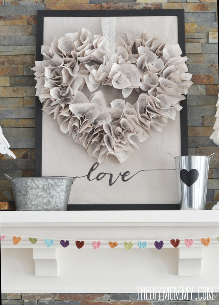 30 Farmhouse Valentine S Day Diy Decor Projects A