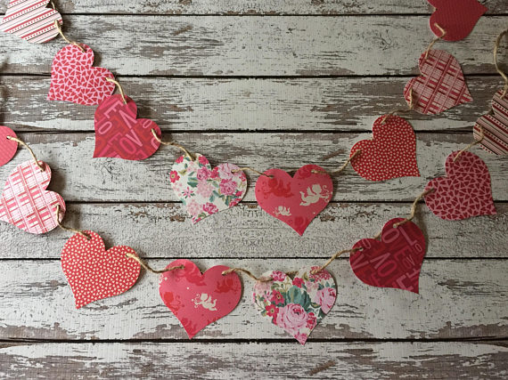 Budget Friendly Farmhouse Valentine S Day Decor Ideas A