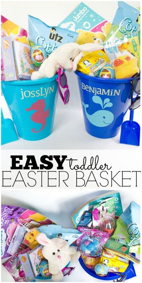 45 creative easter basket ideas that arent actually baskets a 45 creative easter basket ideas that arent actually baskets a hundred affections negle Images