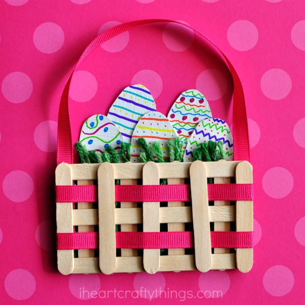 30 Adorable Easter Crafts For Kids A Hundred Affections