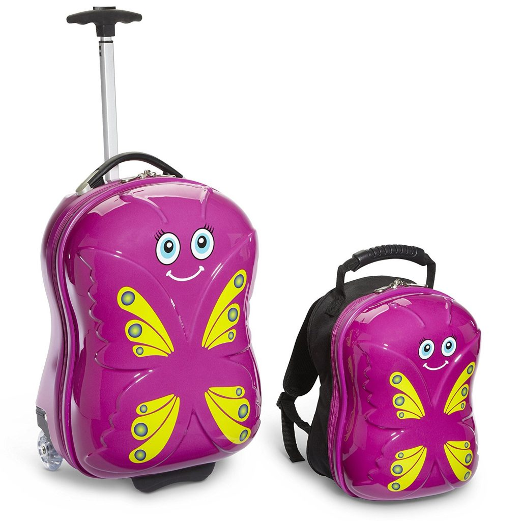 Best Luggage To Travel With Toddler
