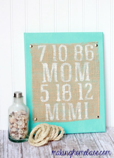 30 Mother S Day Crafts For Grandma A Hundred Affections