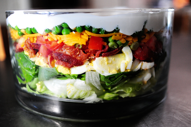 Layered Salad Pioneer Woman - If you are dreading the idea of cooking in a hot kitchen this summer, I've got you covered!  Take a look at these 30 refreshing summer salads! These recipes are easy, healthy and filling!  Keep reading to learn more!