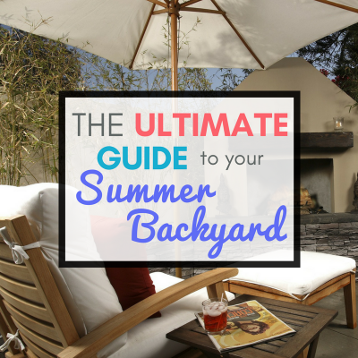 How to Get a Perfect Summer Backyard on a Budget