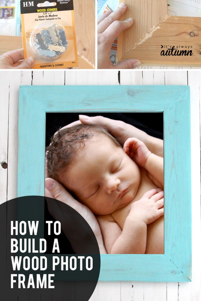 Wood picture frame - Are you looking for fun ways to bond with your kids? Finding something you both like can be challenging! Read on for some creative woodworking projects you can do together and make some awesome memories in the process!