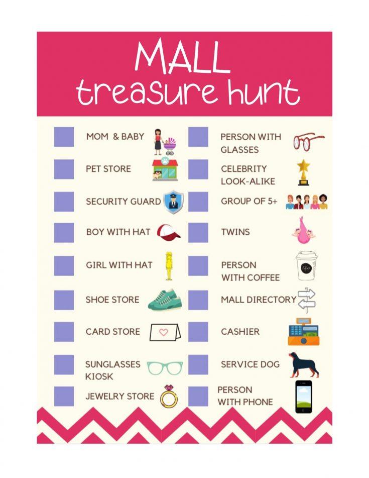 7 Easy Scavenger Hunts for Kids - A Hundred Affections