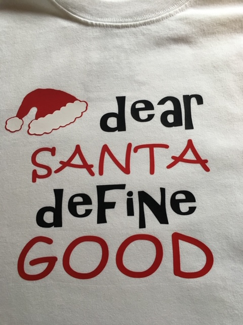 Dear Santa Kids Tshirt - Looking for a personalized gift that is really special? These beautiful personalized signs and gifts are unique and custom-designed! Keep reading for more!
