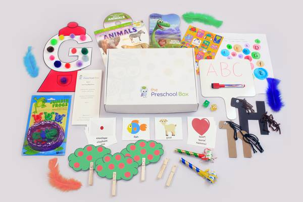 The Preschool Box - Struggling to find a unique gift for kids? Subscription boxes are the way to go! Here are 20+ of the best and most unique ones available!