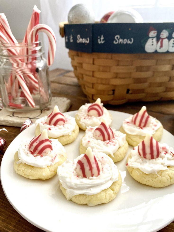 North Pole Cake Mix Chrismas Cookies