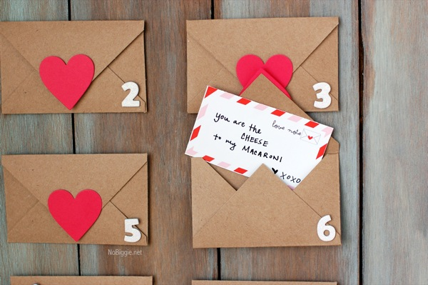 Valentine's Day Countdown (with Free Printable)