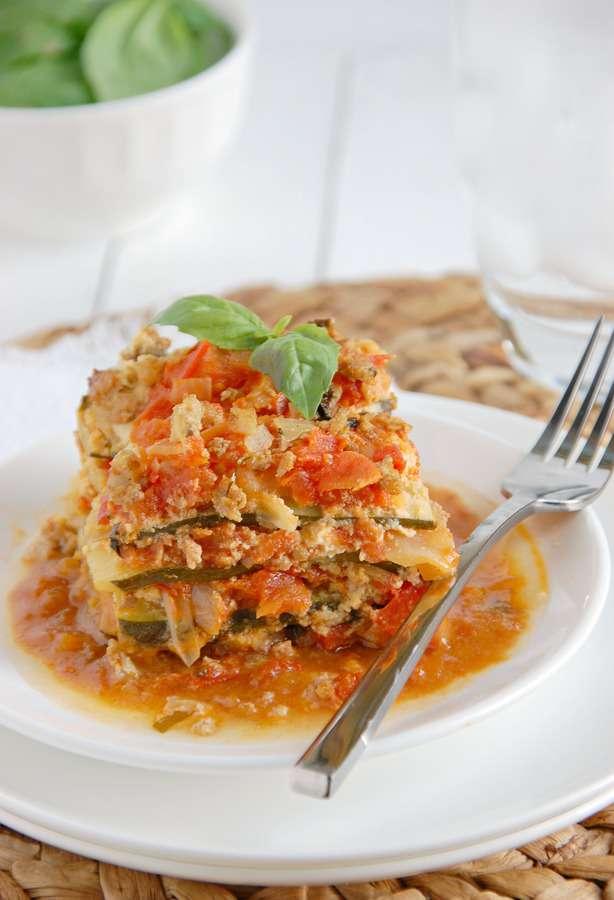 Zucchini Crock Pot Paleo Lasagna Recipe